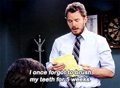 Watch gif parks and recreation andy dwyer 10 Parks and Rec* GIF on Gfycat. Discover more related GIFs on Gfycat