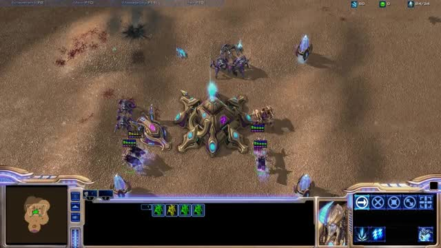 Watch and share Afterimage Trail GIFs and Starcraft Ii GIFs by Felewin on Gfycat
