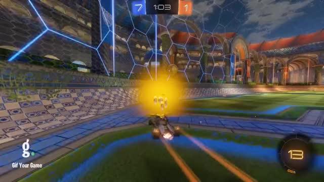 Remixed Goal 9: ›Gosu‹ Bl4ckGhost