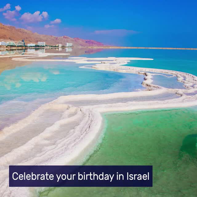 Watch and share Elal Birthday Deadsea May19 GIFs on Gfycat