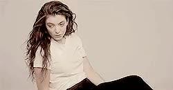 Watch and share Billboard Magazine GIFs and Lorde Music GIFs on Gfycat