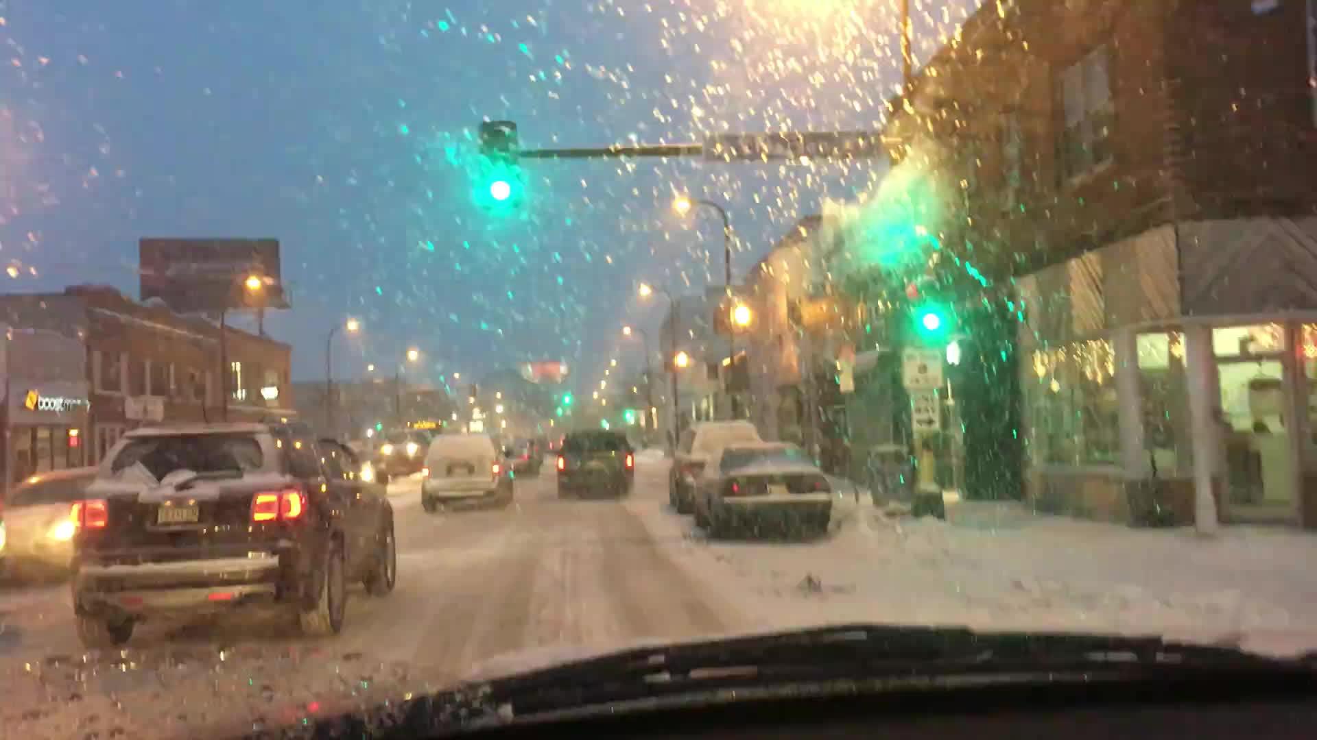minneapolis, snow, winter, Minneapolis Winter December 16 2016 GIFs