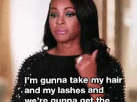 Watch basketball wives GIF on Gfycat. Discover more kenya moore GIFs on Gfycat