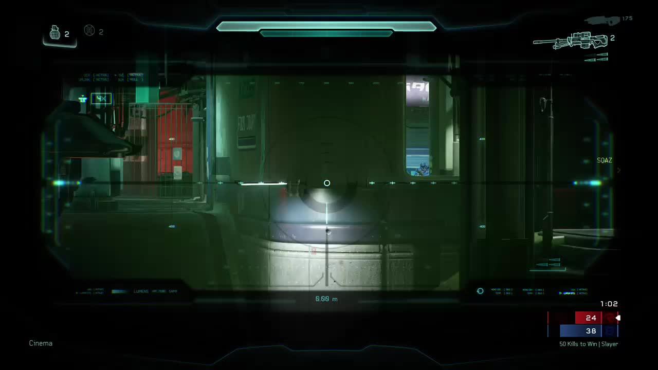 Halo5Guardians, X2 Ping, xbox, xbox dvr, xbox one, Halo Snipe GIFs
