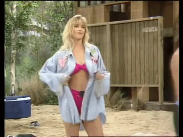 Watch and share Christina Applegate GIFs and Bikini GIFs on Gfycat