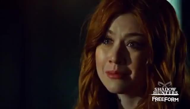 "Watch and share Shadowhunters 2x17 Promo ""A Dark Reflection"" (HD) Season 2 Episode 17 Promo GIFs on Gfycat"