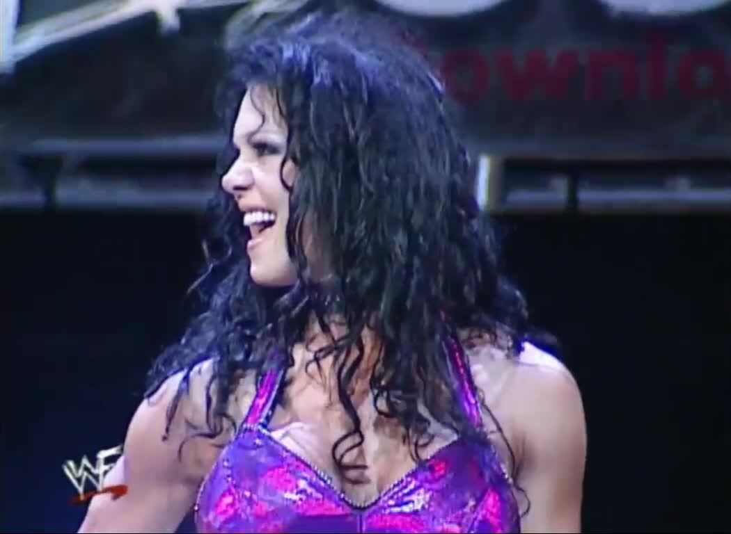 imagesofthe2000s, squaredcircle, R.I.P. Chyna. (reddit) GIFs