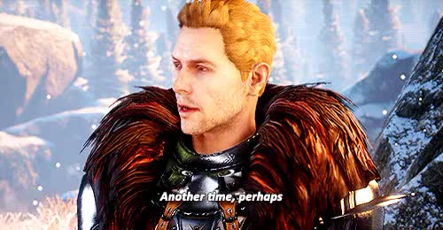 Watch and share Dragon Age GIFs and A Darling GIFs on Gfycat