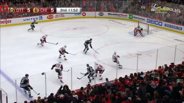 Watch and share Chicago Blackhawks GIFs and Ottawa Senators GIFs by Beep Boop on Gfycat