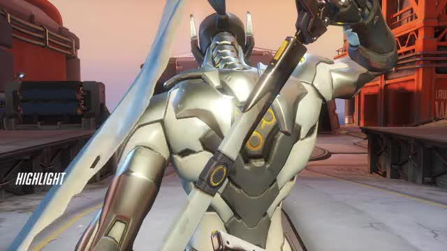 Watch and share Highlight GIFs and Overwatch GIFs by Shankapotamus on Gfycat