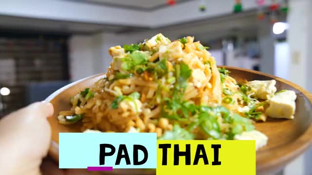 Watch and share Plant Based Diet GIFs and Pad Thai Recipe GIFs by Anna Lopez on Gfycat