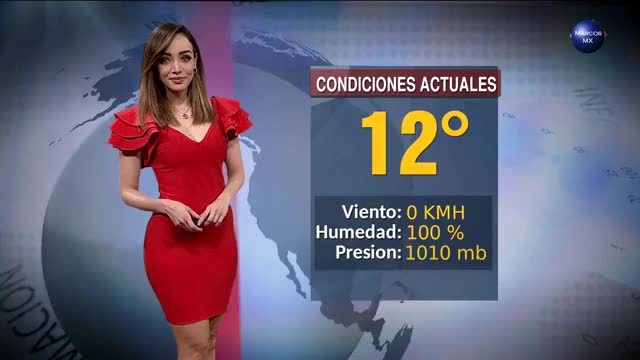 Watch and share Gaby Lozoya Clima 11 De Febrero 2019 HD GIFs by kiowabr on Gfycat