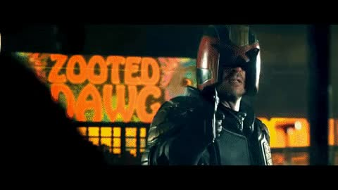 Watch and share Dredd GIFs by lindstor on Gfycat