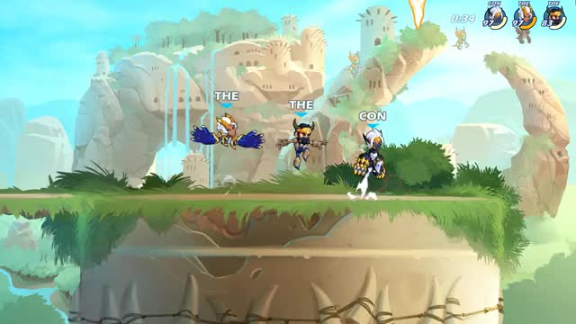 Watch poggers GIF by ConDenzed (@condenzed) on Gfycat. Discover more brawlhalla GIFs on Gfycat