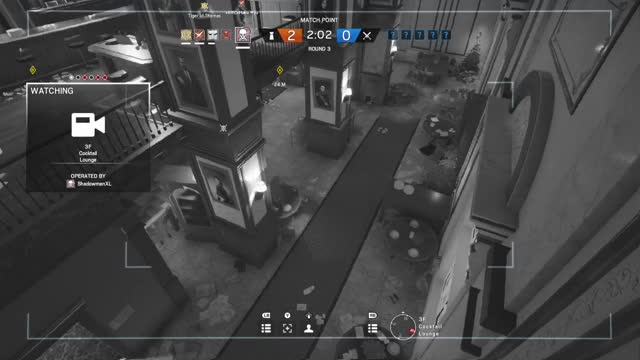 Watch Gas Out! GIF by Xbox DVR (@xboxdvr) on Gfycat. Discover more ShadowmanXL, TomClancysRainbowSixSiege, xbox, xbox dvr, xbox one GIFs on Gfycat