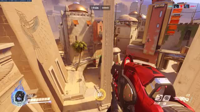 Watch and share Temple Of Anubis GIFs and Widowmaker GIFs by Luka Ryu on Gfycat