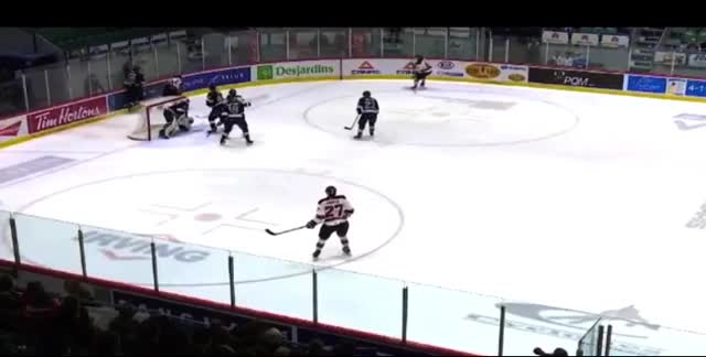 Watch and share Graves Hat Trick 3 GIFs by herman_nyrblog on Gfycat