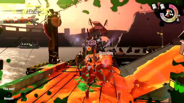 Watch and share Splatoon 2 GIFs and Salmon Run GIFs by conflagrated on Gfycat