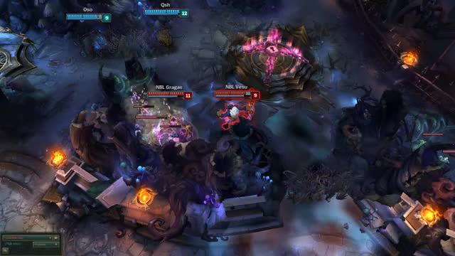 Watch Gragas 3v3 GIF by Mateusz Wojnarowski (@gragaso) on Gfycat. Discover more related GIFs on Gfycat