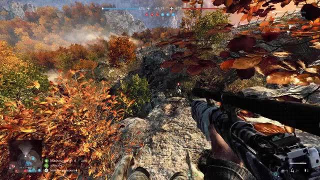 Watch and share Battlefield V Dah Dropsnip GIFs on Gfycat