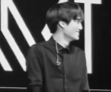 Watch and share Jongin Gif GIFs and His Smile GIFs on Gfycat
