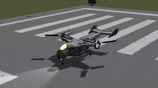 Watch and share Stock Prop VTOL GIFs by superhappysquid on Gfycat