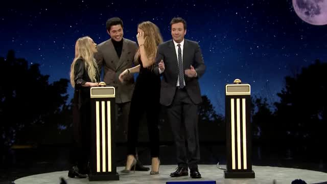 Watch and share Carrie Underwood GIFs and The Tonight Show GIFs on Gfycat