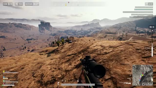 Watch and share Vlc-record-2018-05-25-15h25m01s-PLAYERUNKNOWN GIFs on Gfycat