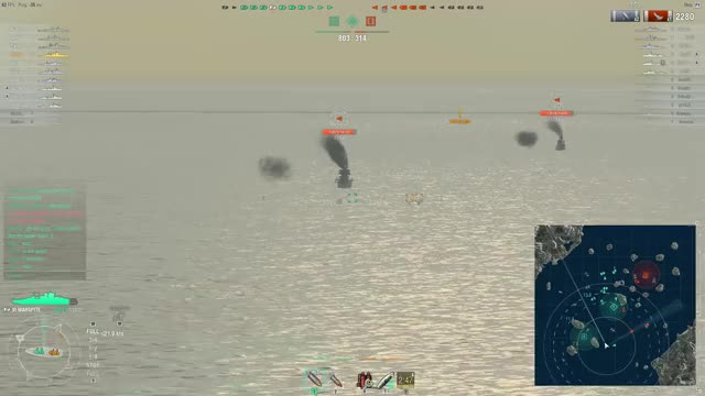 Watch and share World Of Warships GIFs and Wows GIFs on Gfycat
