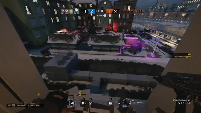 Watch and share RainbowSix 10.16.2017 - 03.58.12.25.DVR GIFs on Gfycat