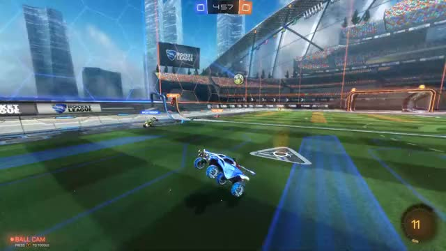 Watch Dribble GIF by Jawaad (@jawaad132) on Gfycat. Discover more Competitive, Goal, Rocket League, RocketLeague GIFs on Gfycat