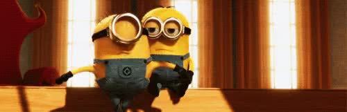 Watch Punching minions GIF on Gfycat. Discover more related GIFs on Gfycat