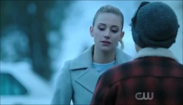Watch and share Riverdale Betty And Jughead 1x13 (2/3) GIFs on Gfycat