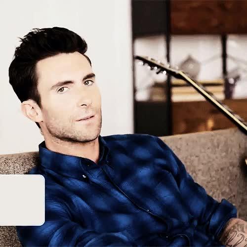 Watch and share Adam Levine GIFs on Gfycat