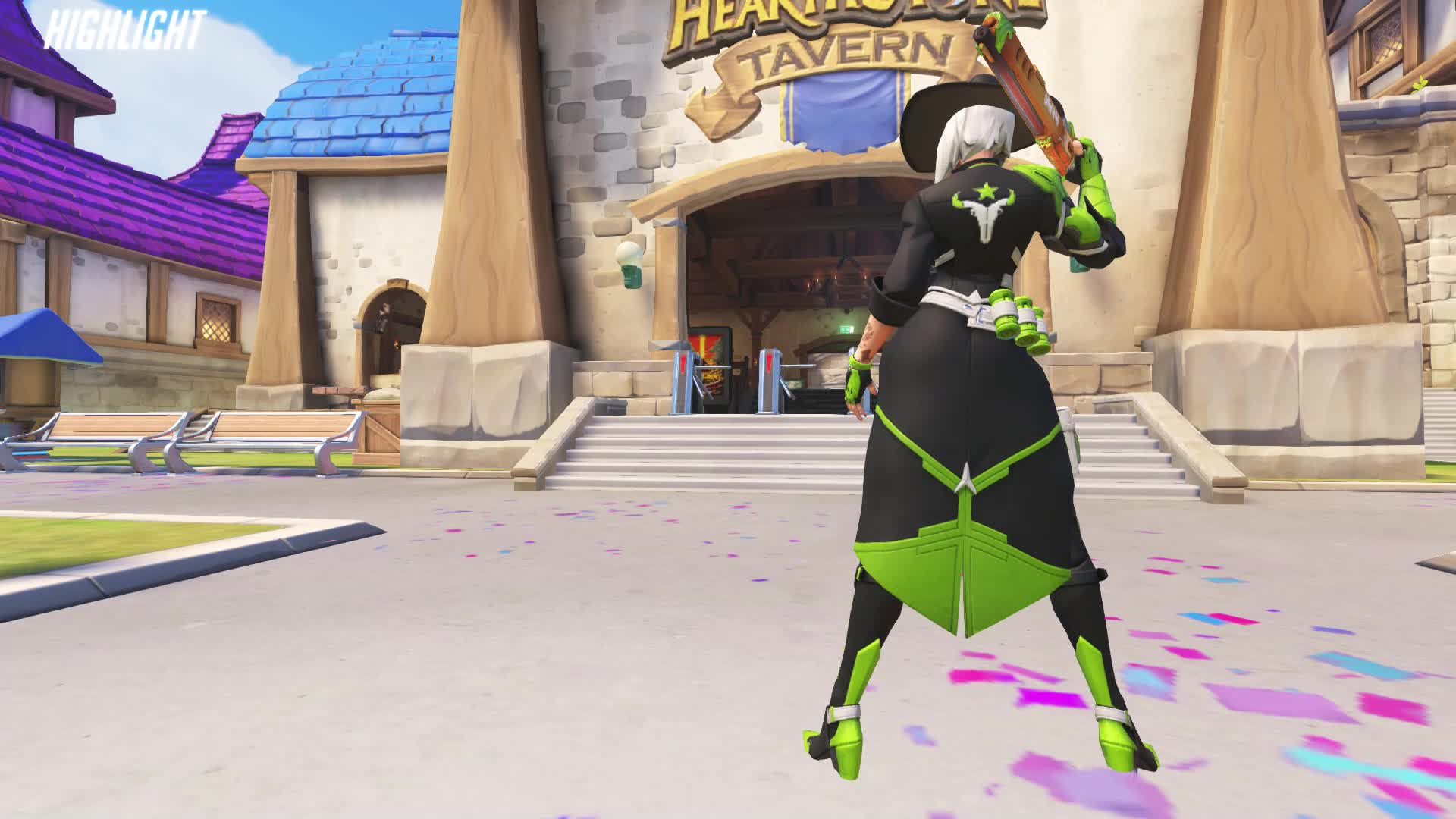 Ashe, Highlight, Overwatch, Have I finally figured it out GIFs