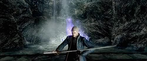 Watch and share Devil May Cry GIFs and Video Games GIFs on Gfycat