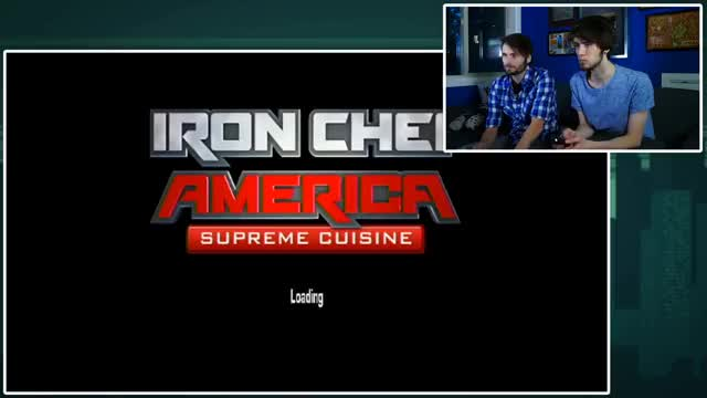 WORST Wii Game We've Played?! - Iron Chef America