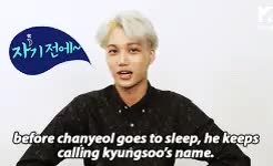 Watch and share Ask In A Box GIFs and Kaisoo GIFs on Gfycat
