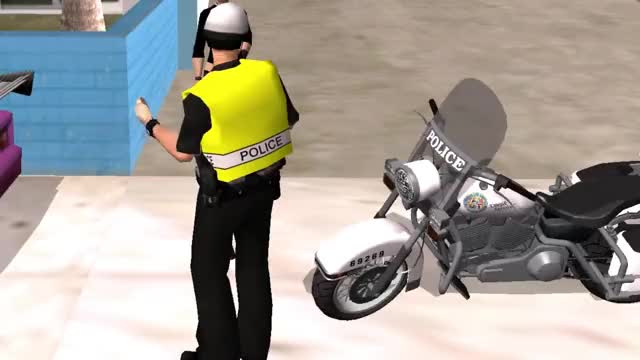 Watch and share Construction Vest Police Modification GIFs on Gfycat