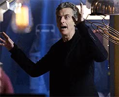 Watch and share Peter Capaldi GIFs and Ehh Coloring GIFs on Gfycat