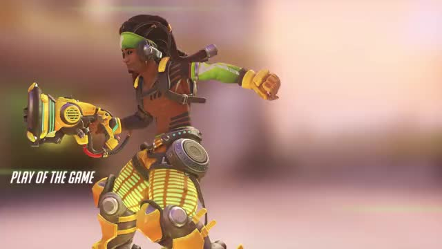 Watch and share Overwatch GIFs and Lucio GIFs by Tombstone on Gfycat