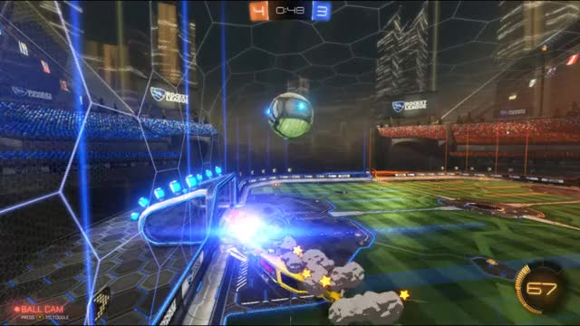 Watch and share Rocket League GIFs and Fail GIFs on Gfycat