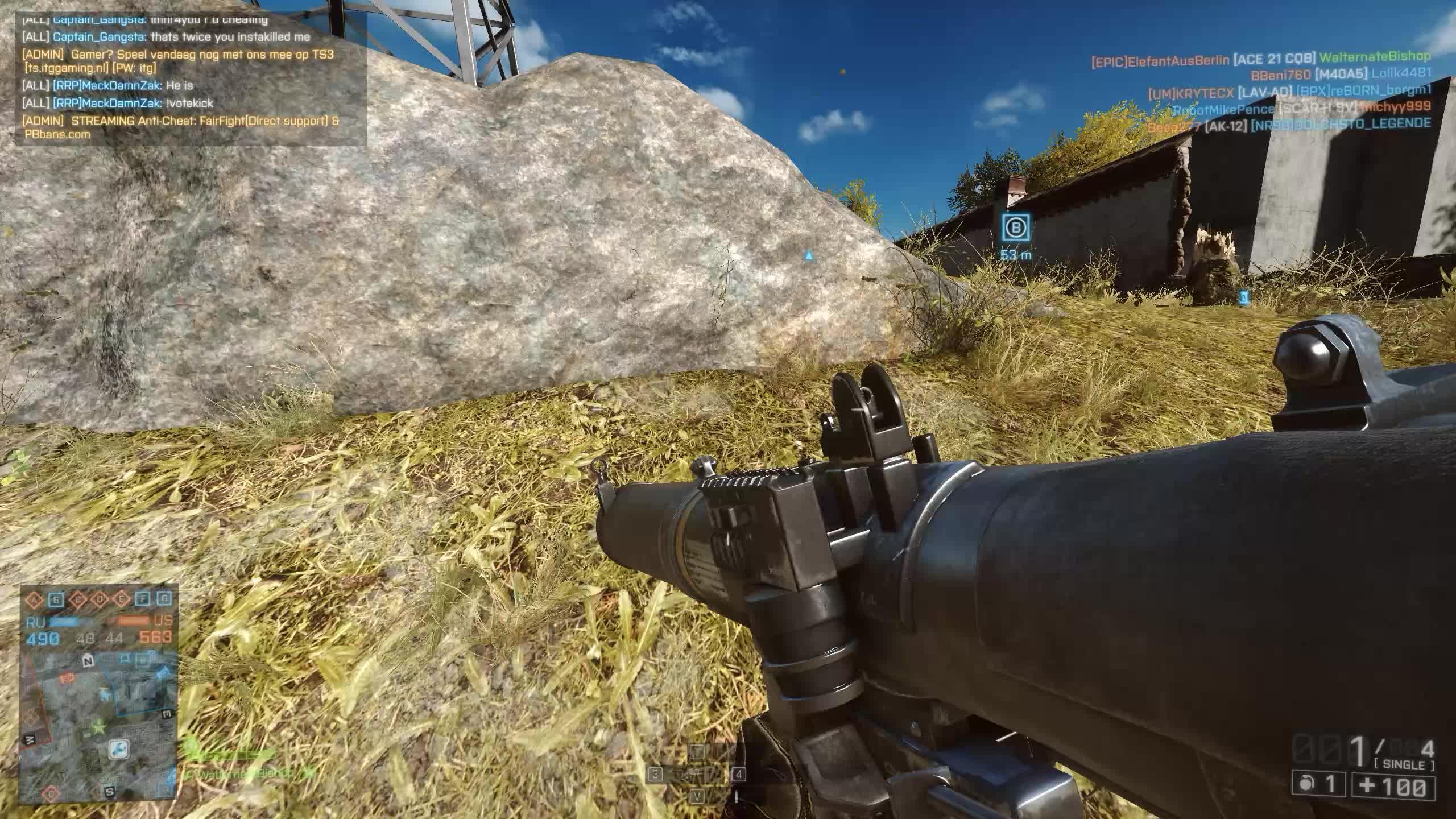 Battlefield 4 Meat Armor GIFs