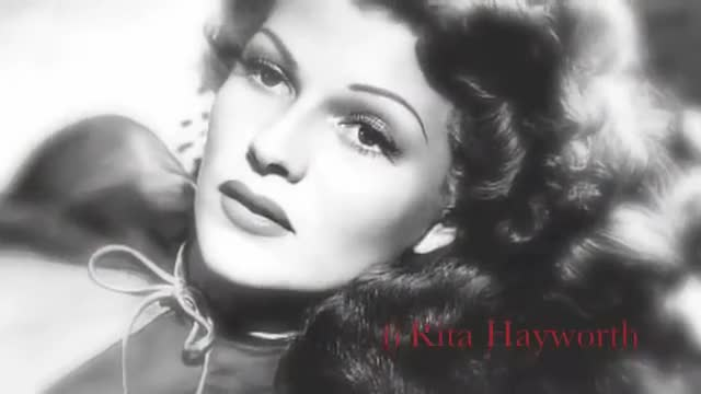 Watch and share Rita Hayworth GIFs and Vivien Leigh GIFs by Ban ban on Gfycat
