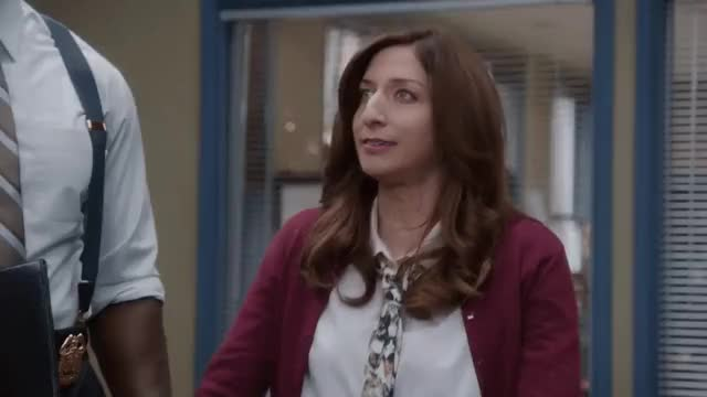 Watch and share Brooklyn Nine Nine GIFs and Chelsea Peretti GIFs on Gfycat