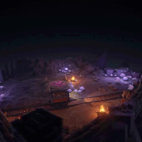 Watch and share Mind The Trap Environment GIFs by conradpfay on Gfycat