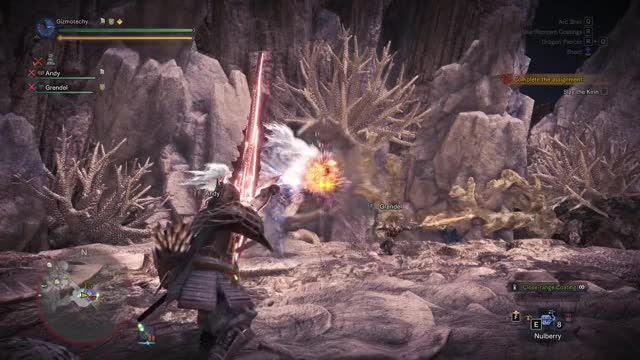 Watch and share Tempered Kirin GIFs and Monster Hunter GIFs by gizmotechy on Gfycat