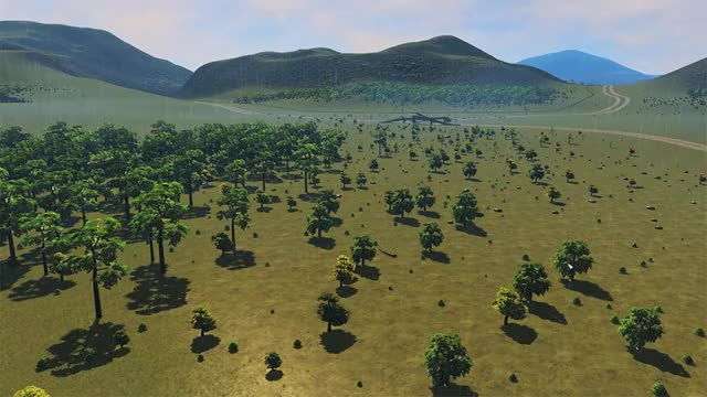 Watch and share Cities Skylines Seasonal Foliage Mod WIP GIFs on Gfycat