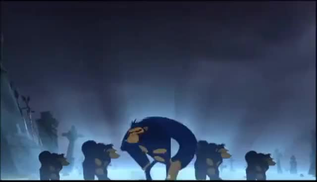 Watch and share Gorillaz - Clint Eastwood (Official Video) GIFs on Gfycat