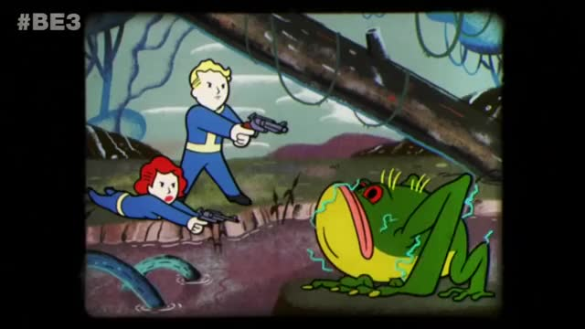 Watch and share Bethesda Softworks GIFs and Fallout 76 GIFs on Gfycat